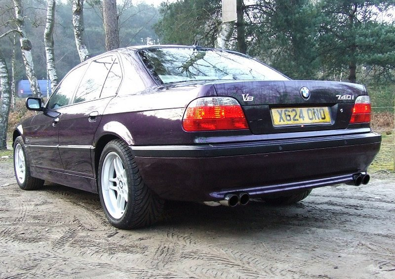 Timm\u0027s BMW E38 7-Series Repair And Information