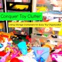 Easy Organization Tips For Toys Meet Penny