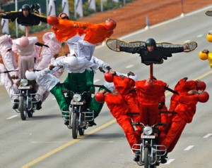 軍事パレード2