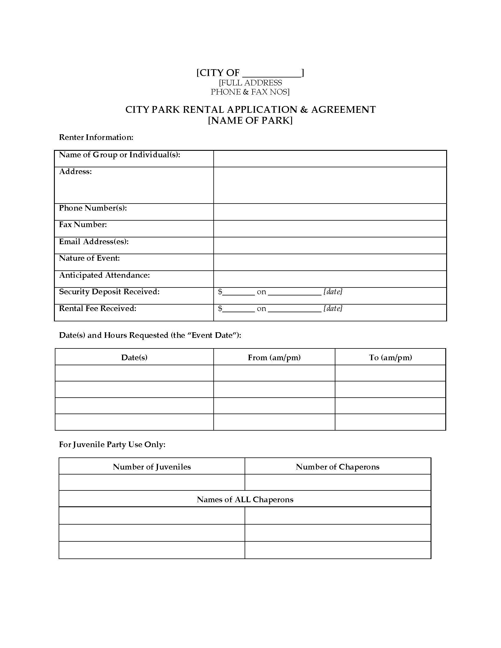 Rental Agreement Template New Zealand – Rental Agreements Template