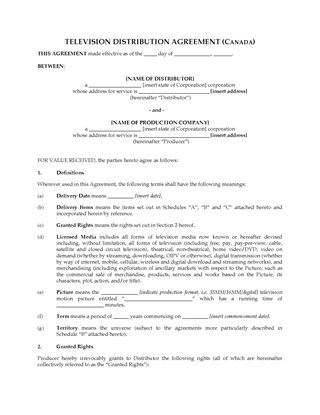 Production Contract Templates Actors Contractname Of Actorname Of - production contract agreement