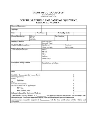 Sports And Fitness Forms | Legal Forms And Business Templates