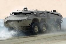 Riot Control Vehicles