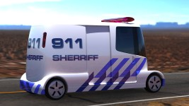 Electric Sheriff Vehicles