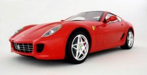 Ferrari 599 GTB Convertible