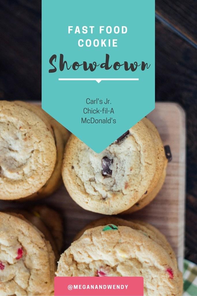 Fast Food Cookie Showdown
