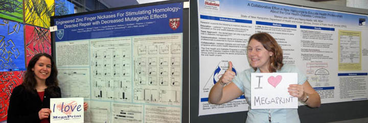 Scientific Poster Printing Medical Poster Printing MegaPrint - research poster