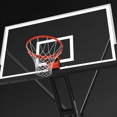 MegaSlam XL Outdoor Basketball Goal Mega Slam Hoops
