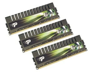 Patriot Launches New Gamer Series Memory Modules   ddr3 tri gamer series heatshields 300px1