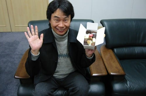 Will Nintendo Announce the Wii 2 at E3? Should They?   miyamoto candy