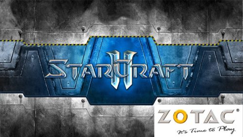 ZOTAC Kicks off StarCraft II Cup for North America   Starcraft 2 by adamdz 500x281