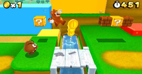 MEGATech Reviews   Super Mario 3D Land, Mario Kart 7, and Star Fox 64 3D   n3dsgames 4 500x262
