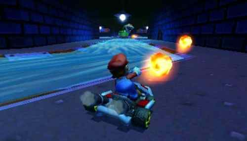 MEGATech Reviews   Super Mario 3D Land, Mario Kart 7, and Star Fox 64 3D   n3dsgames 6 500x285