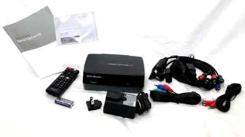 MEGATech Reviews   AVerMedia Game Capture HD for PS3, Xbox 360, and Wii   avermediagamecapture 2 500x281