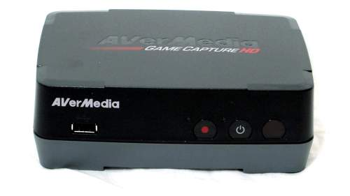 MEGATech Reviews   AVerMedia Game Capture HD for PS3, Xbox 360, and Wii   avermediagamecapture 4 500x281