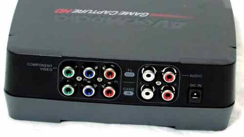 MEGATech Reviews   AVerMedia Game Capture HD for PS3, Xbox 360, and Wii   avermediagamecapture 5 500x281