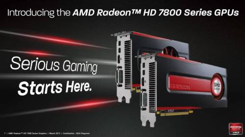The News: Radeon HD 7850 & HD 7870 Edition   slide1 500x281