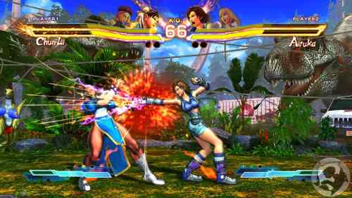 The News: Bad Daughter Edition   street fighter x tekken screenshot1 500x281
