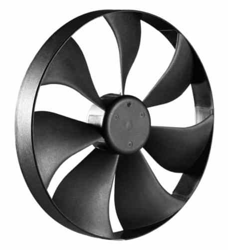 Antec New TrueQuiet Pro 120   Like No Other Fan to Date   true quiet pro blade 457x500