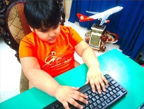 Six Year Old Computer Expert May Make Guinness World Records   wasik