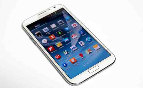 MEGATech Reviews   Samsung Galaxy Note II Android Superphone   galaxynote2 3 500x310