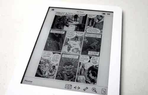 MEGATech Reviews   Kobo Glo eReader with ComfortLight    koboglo 14 500x322