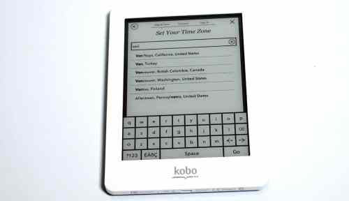 MEGATech Reviews   Kobo Glo eReader with ComfortLight    koboglo 7 500x288