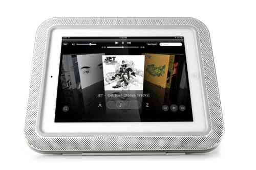 Shift and Industry Collaborate on ORA iPad Sound System   ora 500x333