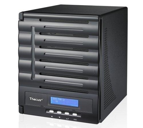 The News: Wednesday, December 5 Late Edition   5083 111 thecus n5550 5 bay home nas review