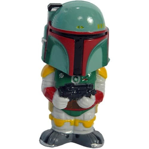MEGATech Showcase: New Year, New Flash Drives   Star Wars Boba Fett 4GB USB Flash Drive