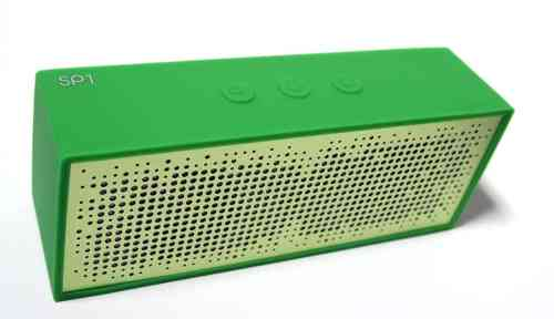 MEGATech Reviews   Antec AMP SP1 Bluetooth Speaker and Speakerphone   ampspeaker 7 500x288