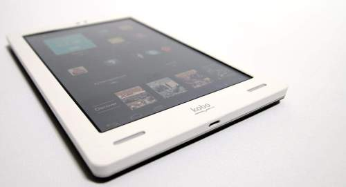 MEGATech Reviews   Kobo Arc Android 4.0.4 Tablet E Reader   kobo arc 7 500x271