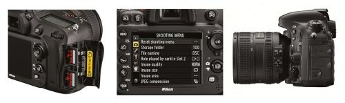 MEGATech Reviews: Nikon D600 24MP Digital SLR Camera   nikon d600 body 500x149