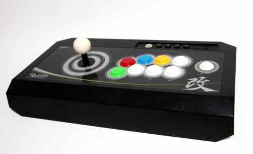 MEGATech Reviews   Hori Real Arcade Pro VX SA Kai FightStick for Xbox 360   horikai 4 500x304