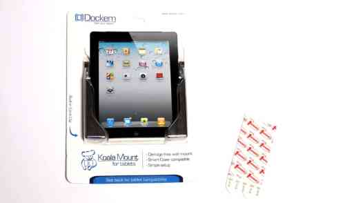 MEGATech Reviews   Dockem Koala Mount for Tablets   koala 1 500x294