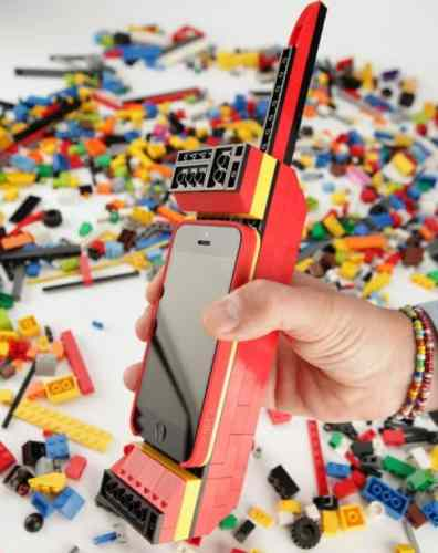 MEGATech Showcase: LEGO For Summertime   Lego Builder Case for iPhone 5 by Belkin 2 396x500