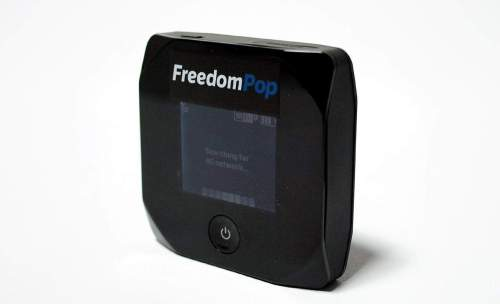 MEGATech Reviews   FreedomPop Overdrive Pro 3G/4G Mobile Hotspot   freedompop 8 500x304