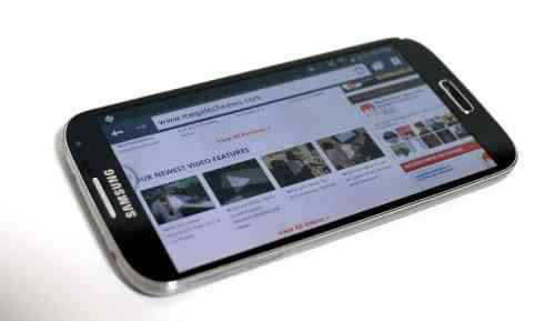 MEGATech Reviews   Samsung Galaxy S4 Android Smartphone   sgs4 6 500x289