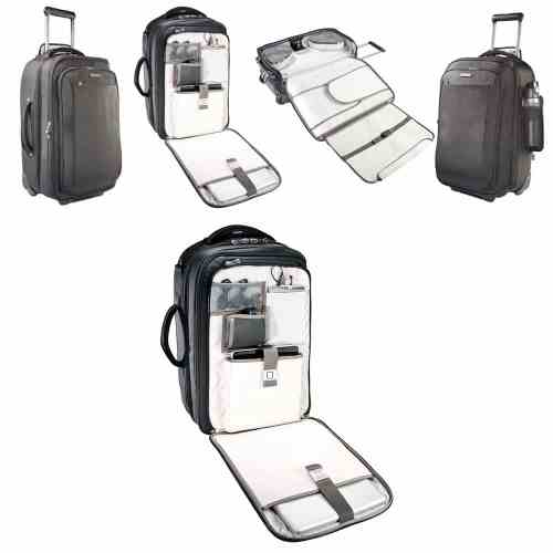 Going Camping No Longer Means Leaving Your Gadgets Behind   ecbc tech luggage 500x500