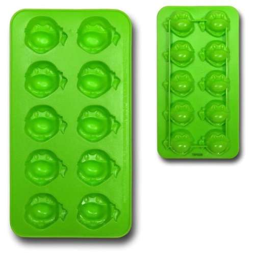 MEGATech Showcase: Chill Out With Creative Ice   TMNT Faces Ice Cube Tray 500x500