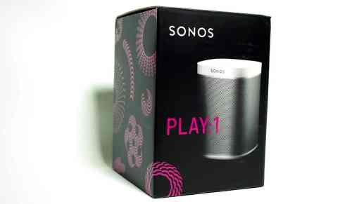 MEGATech Reviews   Sonos PLAY:1 Wireless Speakers   sonos 4 500x291