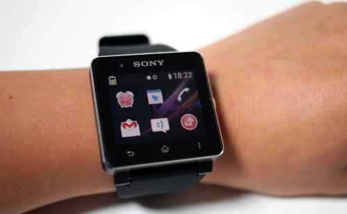 MEGATech Reviews   Sony Smartwatch 2 SW2 for Android Smartphones   sonysw2 10 500x309