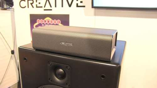 The Sound Blaster Roar Brings the Noise to CES 2014   Creative Labs.Still001 500x281