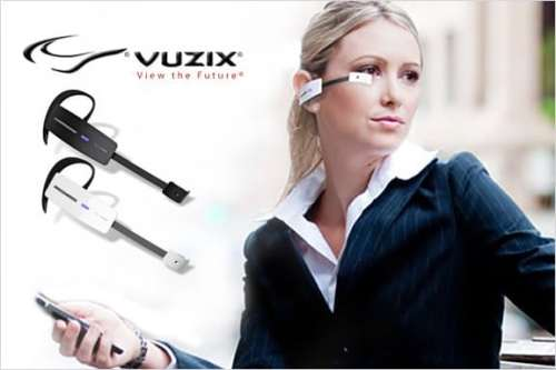 Vuzix M100 Smart Glasses Adds Nuance Voice Recognition   vuzix 500x333