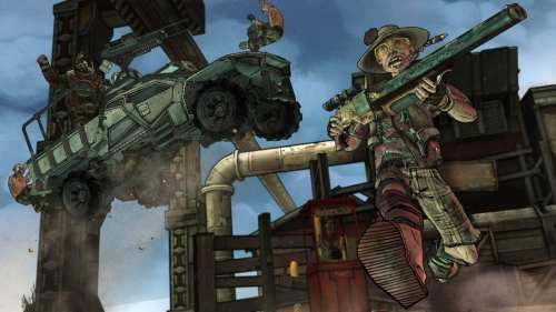 First Tales from the Borderlands Screenshots from Telltale Games   Tales Bossanova Shade 500x281