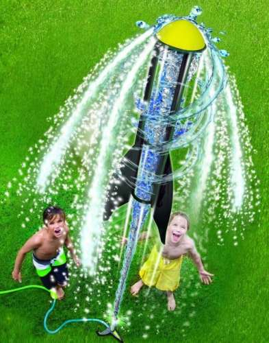 MEGATech Showcase: Summertime Beat the Heat Gear   Prime Time Toys Splashblaster Hydro Rocket 393x500