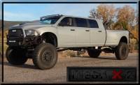 MEGA X 2 6 door Dodge 6 Door Ford 6 door Mega Cab Six door ...