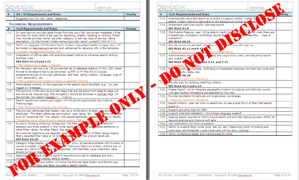 Megorama - Mary-Margaret Stratton Portfolio Website - business requirements document template