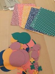 Mattungen und Dekoelemente in den aktuellen In Colors.