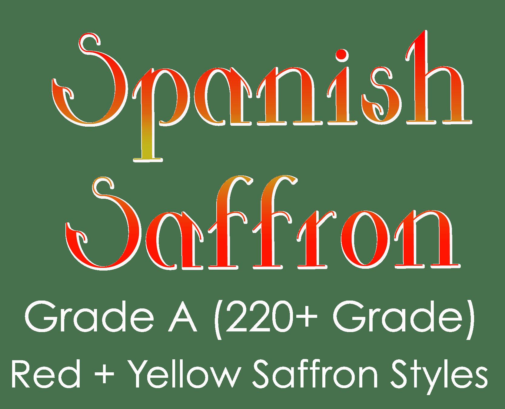 Saffron Classifivation, Spanish Saffron1